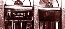 door_of_the_original_Vaudeville_Theatre_in_the_50's